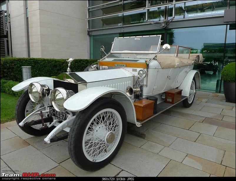 How rich were the Maharajas before Independence! Cars of the Maharajas-rr2.jpg