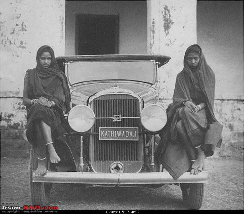 How rich were the Maharajas before Independence! Cars of the Maharajas-00-2.jpg