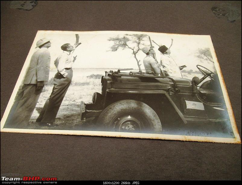 How rich were the Maharajas before Independence! Cars of the Maharajas-b.jpg