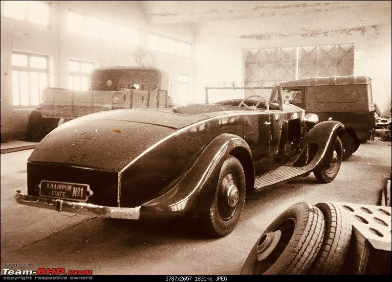 How rich were the Maharajas before Independence! Cars of the Maharajas-71835468_481502352401858_7095499325492428800_n.jpg