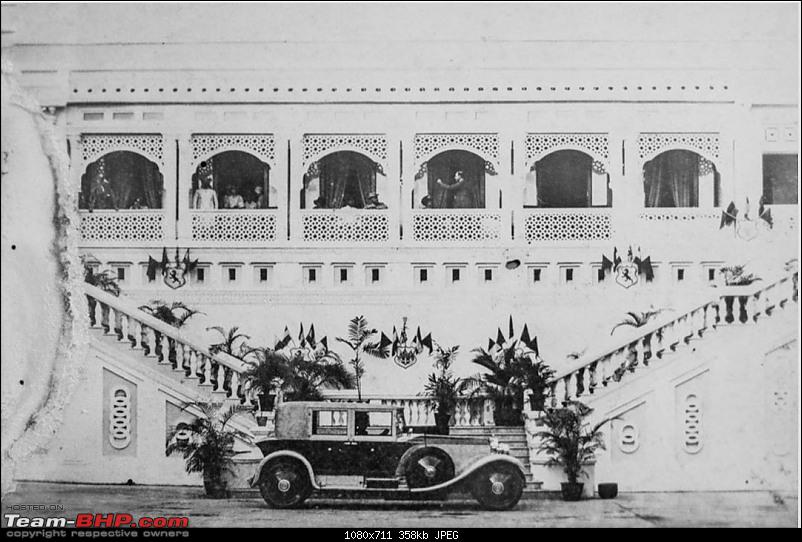 How rich were the Maharajas before Independence! Cars of the Maharajas-20191031_190511.jpg