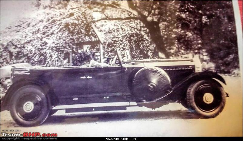 How rich were the Maharajas before Independence! Cars of the Maharajas-raja-ramnad-rr.jpg