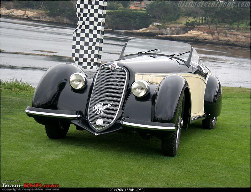 Holkar magic - the fabulous cars of H.H. Maharaja Yeshwantrao Holkar of Indore-holkar-alfaromeo8c2900b-cream-frt.jpg