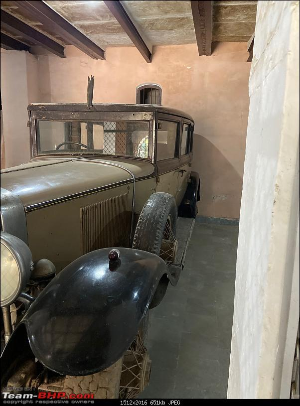 How rich were the Maharajas before Independence! Cars of the Maharajas-c1-2.jpeg