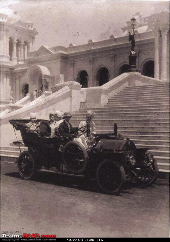 How rich were the Maharajas before Independence! Cars of the Maharajas-20200508_093130.jpg
