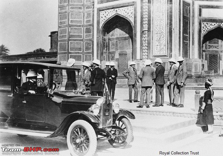 Name:  3366511351854085 H.R.H. arrives at Sikandra Arthur Duke of Connaught in India 1921.jpg Views: 363 Size:  218.3 KB