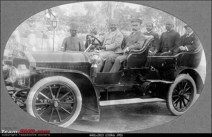 How rich were the Maharajas before Independence! Cars of the Maharajas-charlesdear1.1.jpg