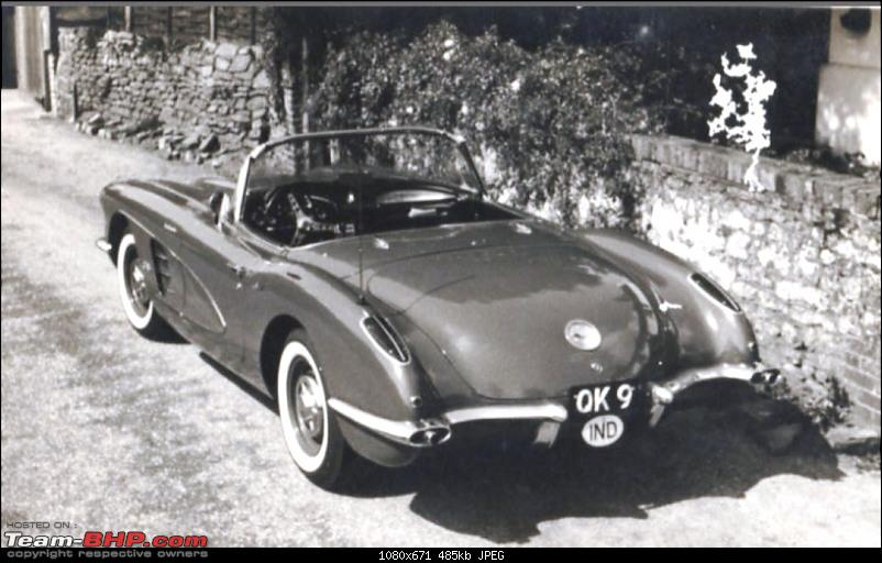 How rich were the Maharajas before Independence! Cars of the Maharajas-c-1.jpg