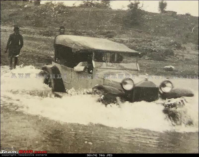 How rich were the Maharajas before Independence! Cars of the Maharajas-lancia-lambda.jpg