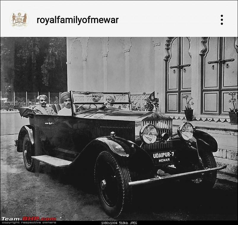How rich were the Maharajas before Independence! Cars of the Maharajas-20210110_183257.jpg