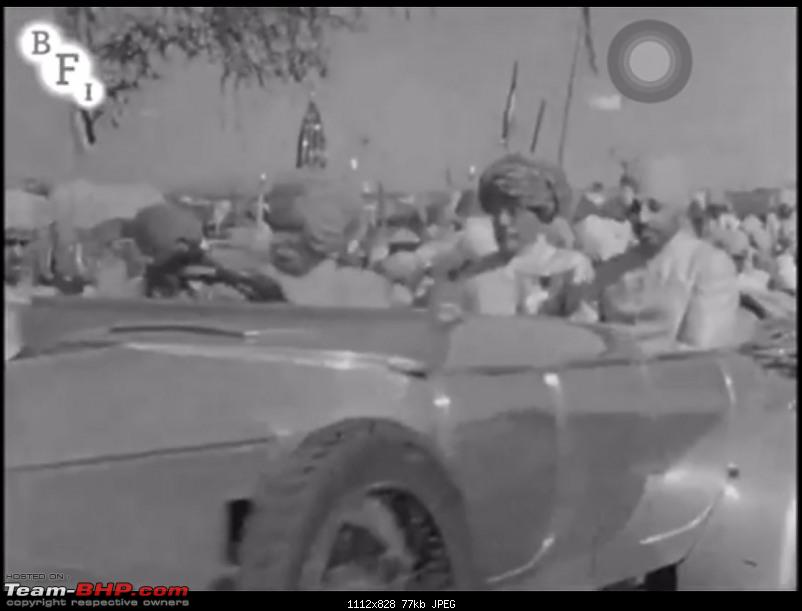 How rich were the Maharajas before Independence! Cars of the Maharajas-3.jpg