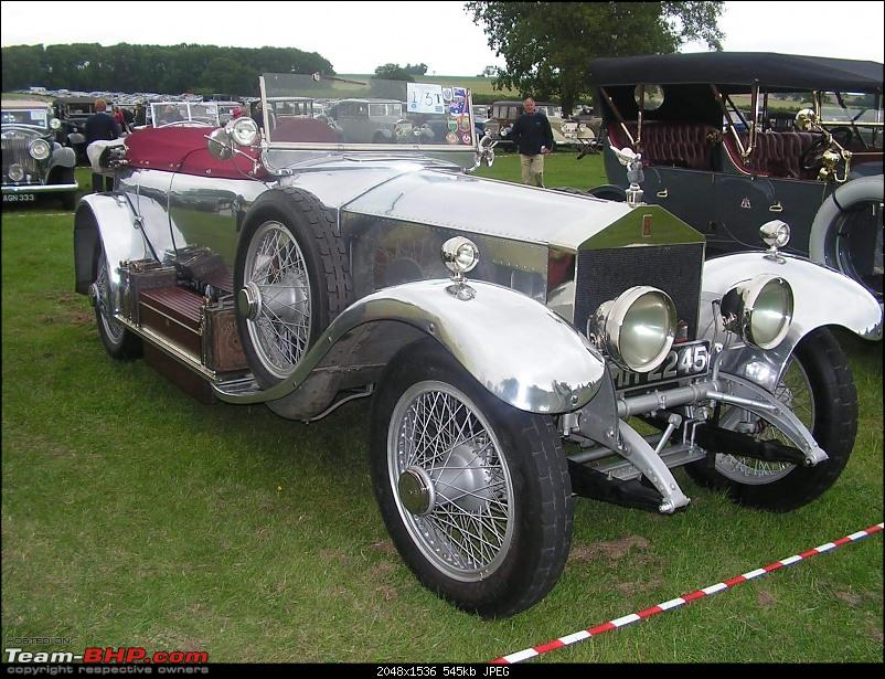 How rich were the Maharajas before Independence! Cars of the Maharajas-4.jpg