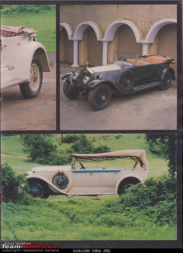 How rich were the Maharajas before Independence! Cars of the Maharajas-11_pg51.jpg