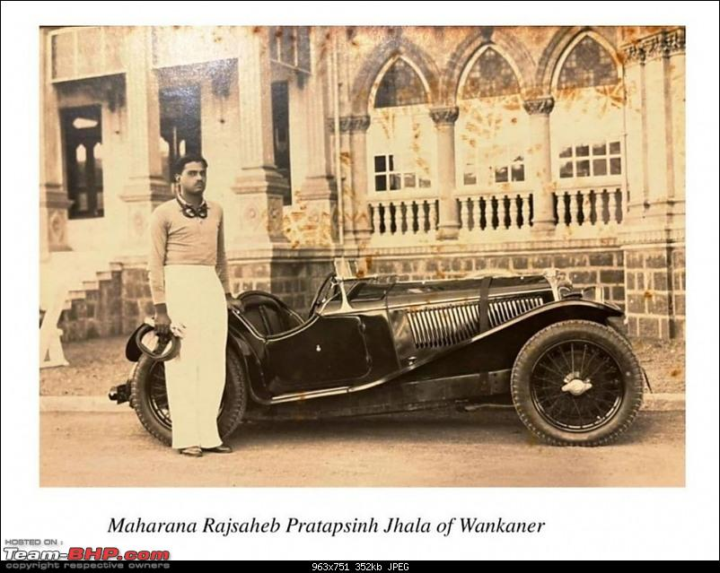 How rich were the Maharajas before Independence! Cars of the Maharajas-20210505_192010.jpg