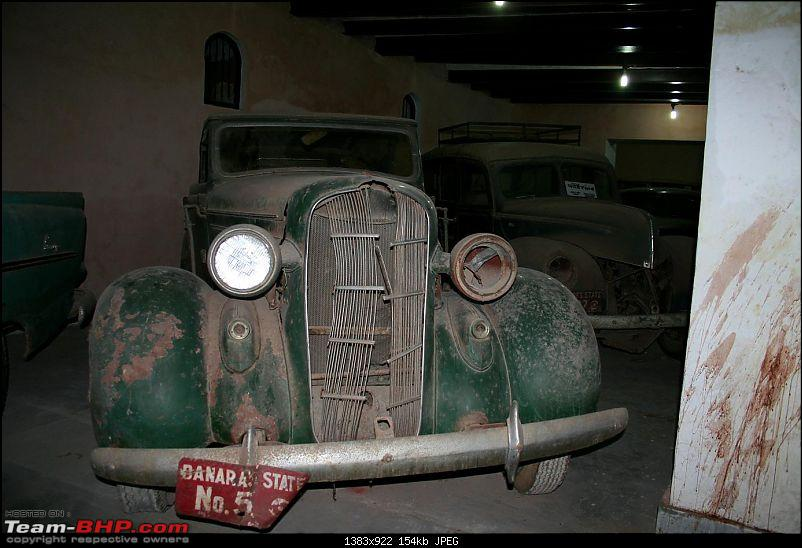 How rich were the Maharajas before Independence! Cars of the Maharajas-dodge01.jpg