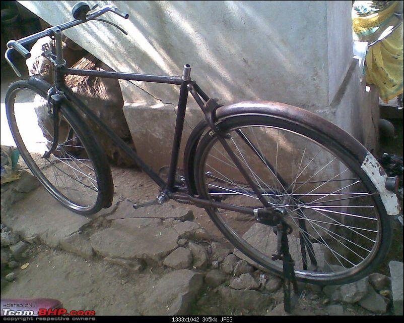 Unusual Restoration - I : Humber English Cycle-image018.jpg