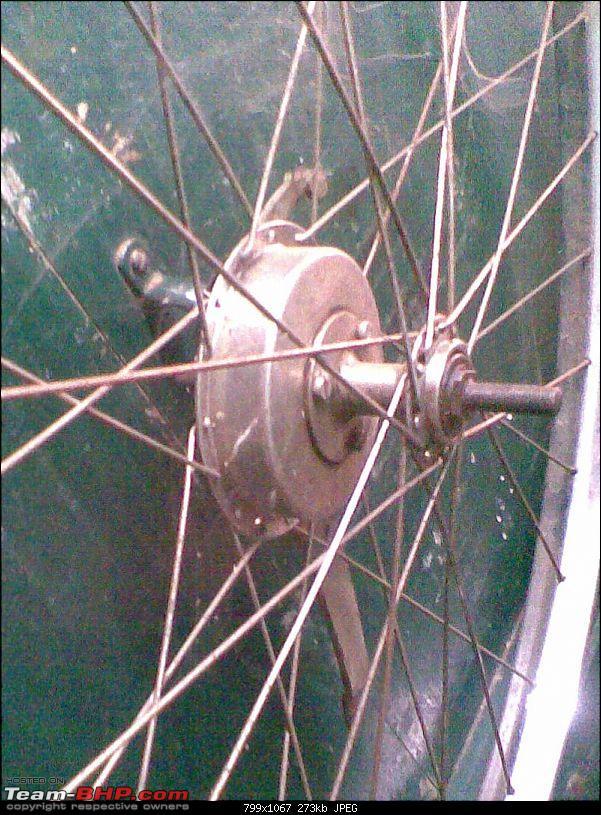 Unusual Restoration - I : Humber English Cycle-image014.jpg