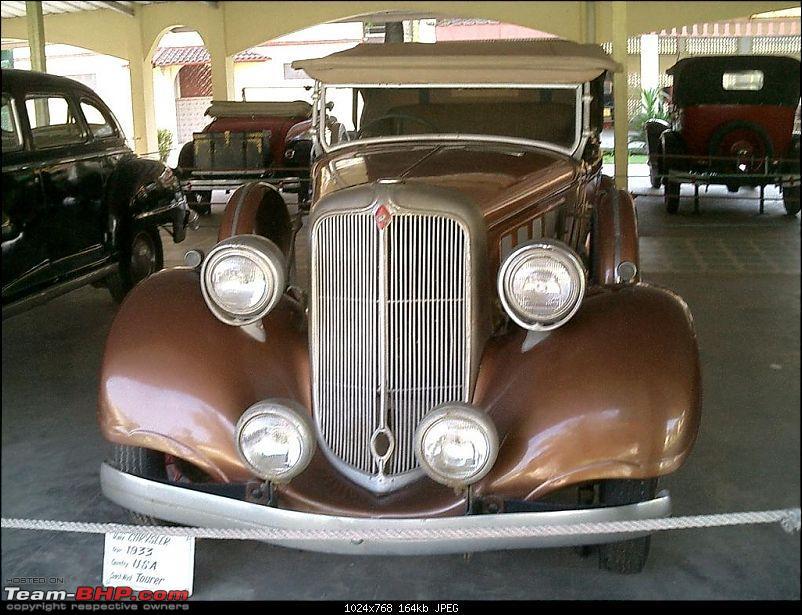 Pranlal Bhogilal Collection -  Auto World - Dasthan - Kathwada - Gujarat-chrysler01.jpg