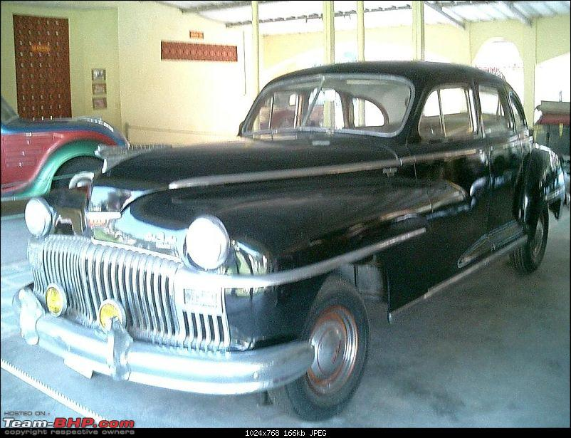 Pranlal Bhogilal Collection -  Auto World - Dasthan - Kathwada - Gujarat-desoto01.jpg