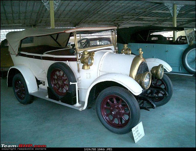 Pranlal Bhogilal Collection -  Auto World - Dasthan - Kathwada - Gujarat-fiat01.jpg