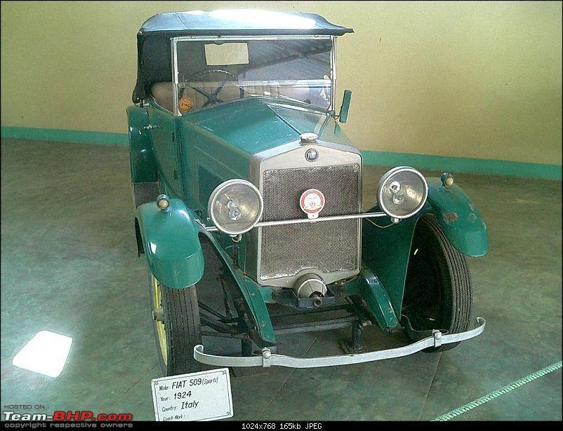 Pranlal Bhogilal Collection -  Auto World - Dasthan - Kathwada - Gujarat-fiat02.jpg