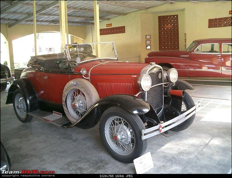 Pranlal Bhogilal Collection -  Auto World - Dasthan - Kathwada - Gujarat-ford03.jpg