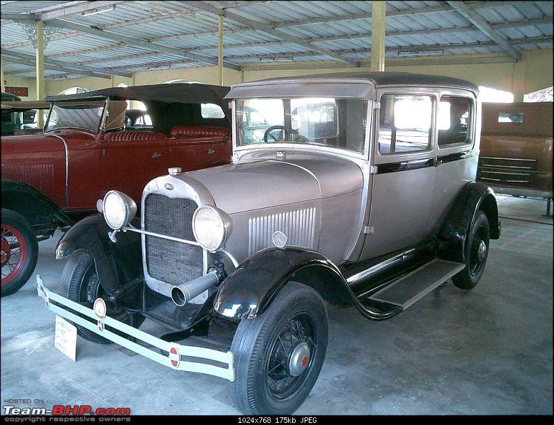 Pranlal Bhogilal Collection -  Auto World - Dasthan - Kathwada - Gujarat-ford04.jpg