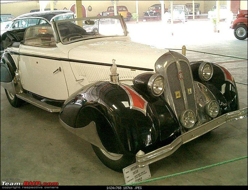 Pranlal Bhogilal Collection -  Auto World - Dasthan - Kathwada - Gujarat-hotchkiss01.jpg