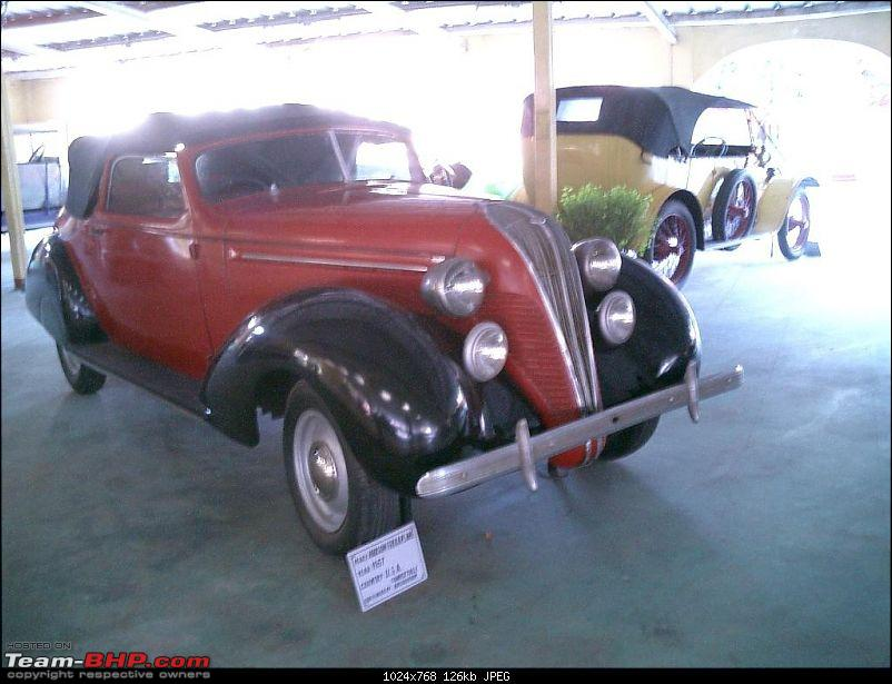 Pranlal Bhogilal Collection -  Auto World - Dasthan - Kathwada - Gujarat-hudson01.jpg