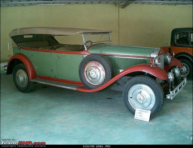 Pranlal Bhogilal Collection -  Auto World - Dasthan - Kathwada - Gujarat-lancia02.jpg