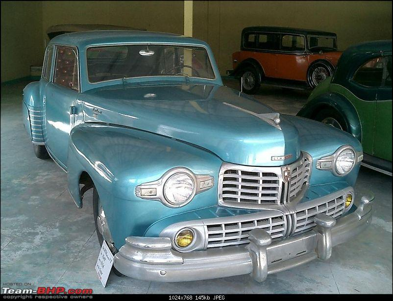 Pranlal Bhogilal Collection -  Auto World - Dasthan - Kathwada - Gujarat-lincoln01.jpg