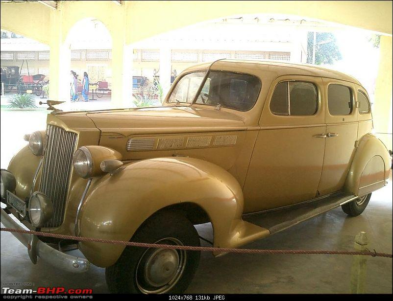Pranlal Bhogilal Collection -  Auto World - Dasthan - Kathwada - Gujarat-packard03.jpg