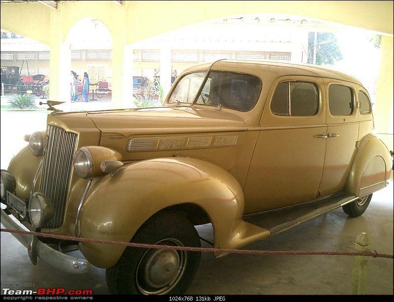 Pranlal Bhogilal Collection -  Auto World - Dasthan - Kathwada - Gujarat-packard03.jpg