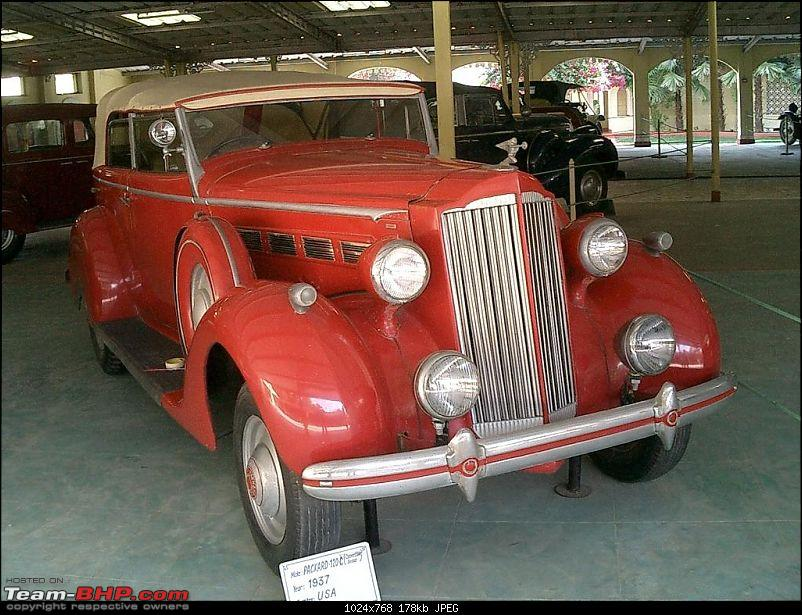 Pranlal Bhogilal Collection -  Auto World - Dasthan - Kathwada - Gujarat-packard07.jpg
