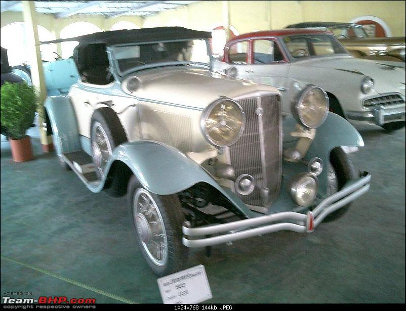 Pranlal Bhogilal Collection -  Auto World - Dasthan - Kathwada - Gujarat-studebaker01.jpg