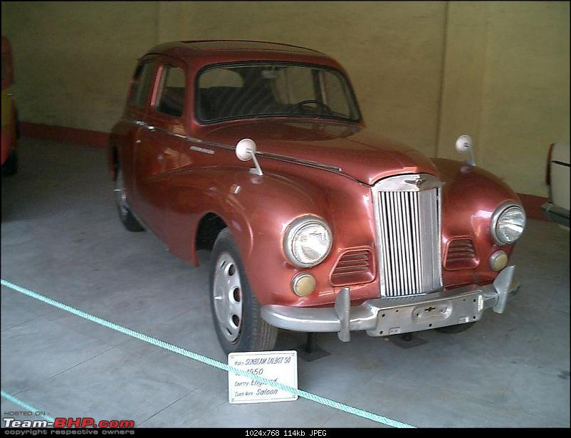 Pranlal Bhogilal Collection -  Auto World - Dasthan - Kathwada - Gujarat-sunbeam02.jpg