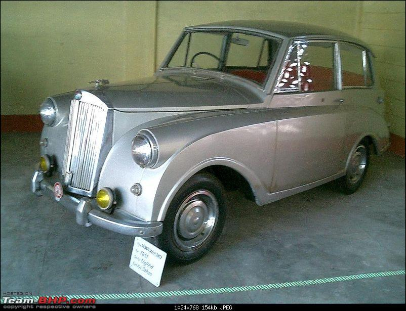 Pranlal Bhogilal Collection -  Auto World - Dasthan - Kathwada - Gujarat-triumph01.jpg