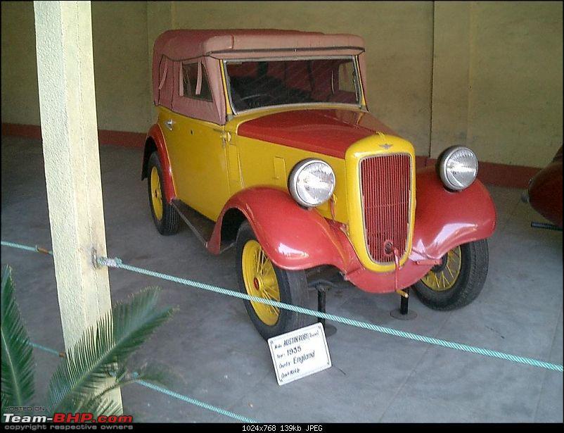 Pranlal Bhogilal Collection -  Auto World - Dasthan - Kathwada - Gujarat-austin02.jpg
