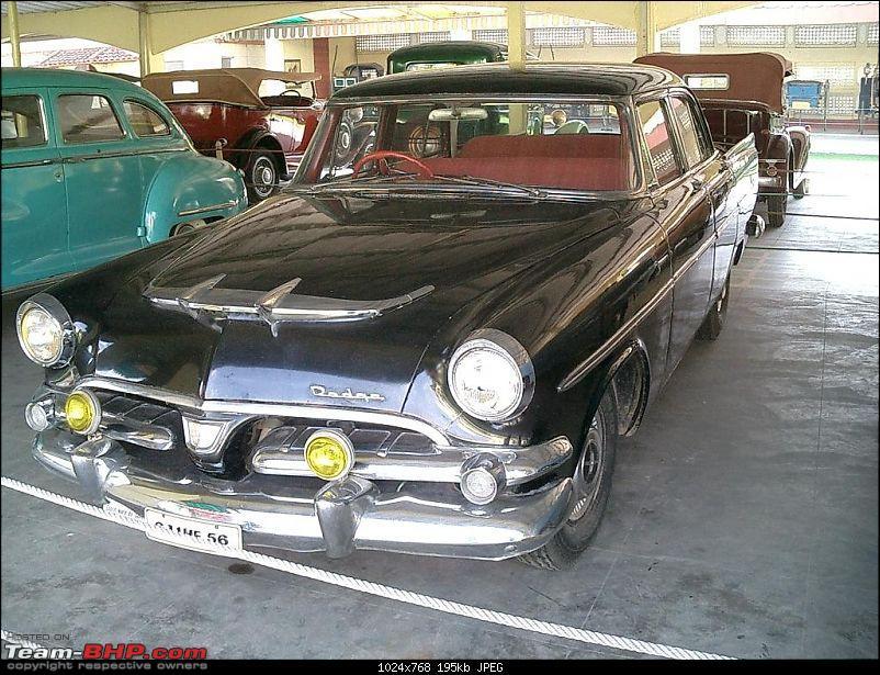 Pranlal Bhogilal Collection -  Auto World - Dasthan - Kathwada - Gujarat-dodge03.jpg