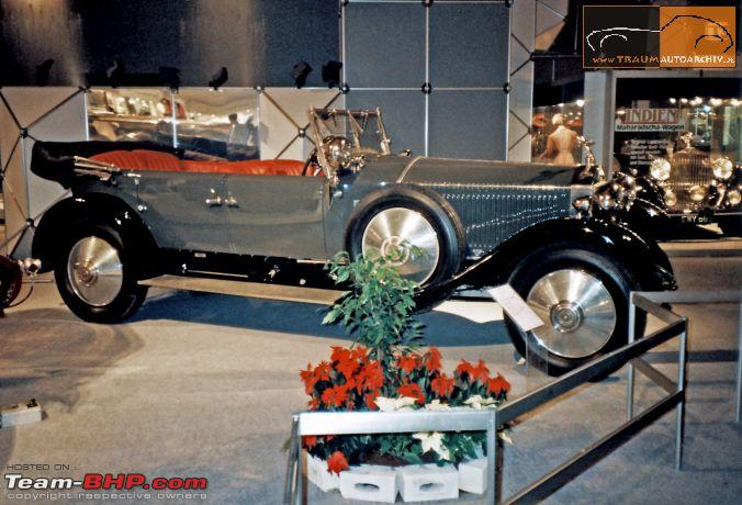 Name:  6 Phantom II Thrupp and Maberly Tourer 1930 1.jpg