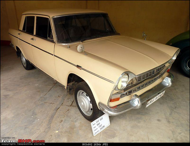 Pranlal Bhogilal Collection -  Auto World - Dasthan - Kathwada - Gujarat-36.jpg