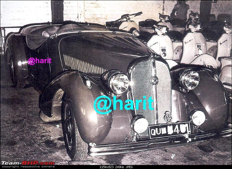 How rich were the Maharajas before Independence! Cars of the Maharajas-hotchkiss-02.jpg