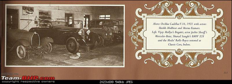 How rich were the Maharajas before Independence! Cars of the Maharajas-scan0001.jpg