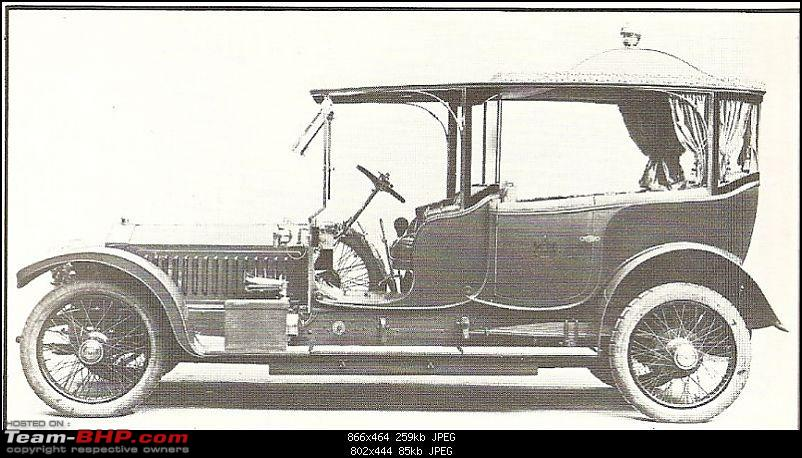 The Nizam of Hyderabad's Collection of Cars and Carriages-nizam20maharaja20rr20autocar.jpg