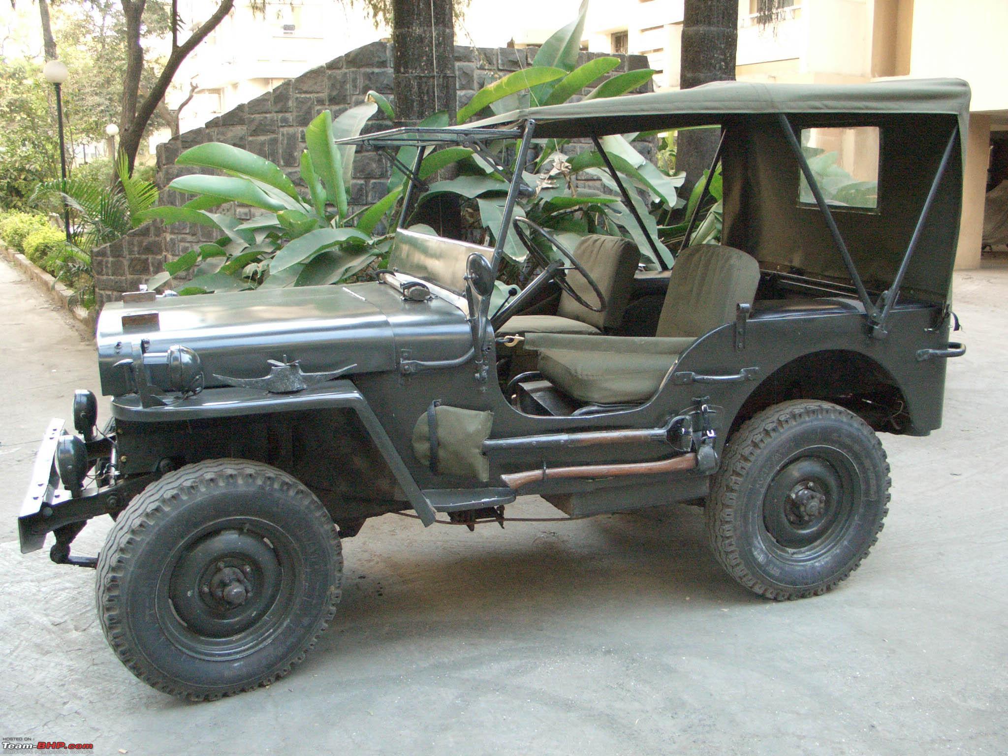 Ford World War ii Jeep 4x4 in