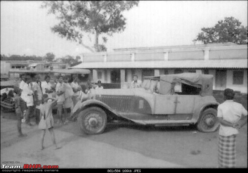 How rich were the Maharajas before Independence! Cars of the Maharajas-5548513032_7334f179f0_b.jpg