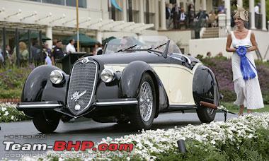 Name:  Holkar Alfa Roeo 8C 2900B Corto Touring Spyder 1938 Front 3Q Pebble Beach 2005.jpg Views: 3887 Size:  33.2 KB