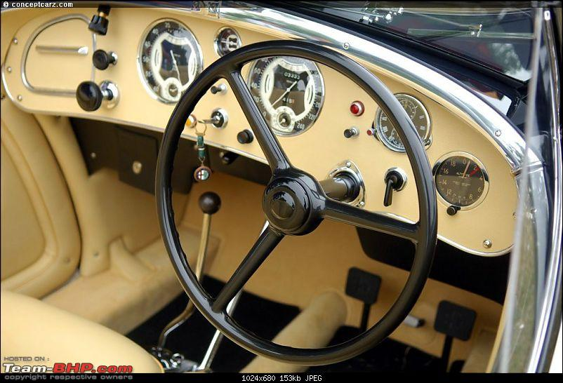 How rich were the Maharajas before Independence! Cars of the Maharajas-holkar-alfa-8c2900b_1938-touring-cockpit-2.jpg