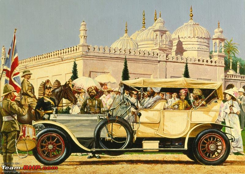 Name:  India RR SG Painting by Brian Sanders.jpg