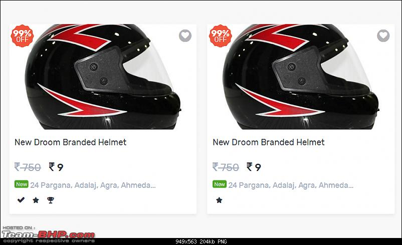 ISI Helmet for INR 9/- only! Droom.in sale on 15th June 2017-screenshot-20170615113121.png